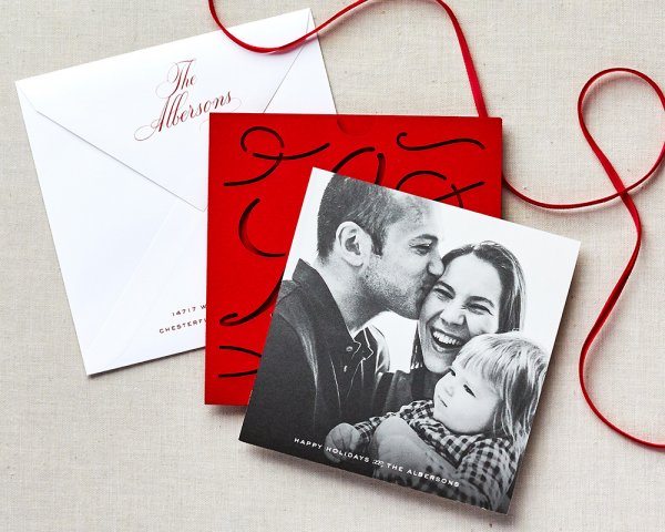 love is... pocket holiday cards